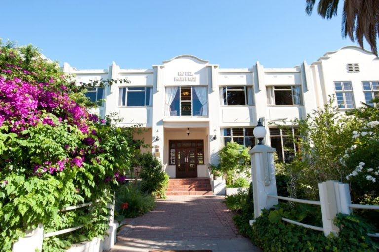 Montagu Country Hotel country accommodation Montagu