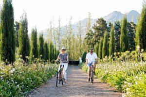 La Clé des Montagnes exclusive 5 star private villa accommodation Franschhoek Exclusive Getaways