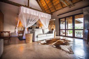Nambiti HIlls Private Game Reserve luxury 5 star safari lodge KwaZulu-Natal