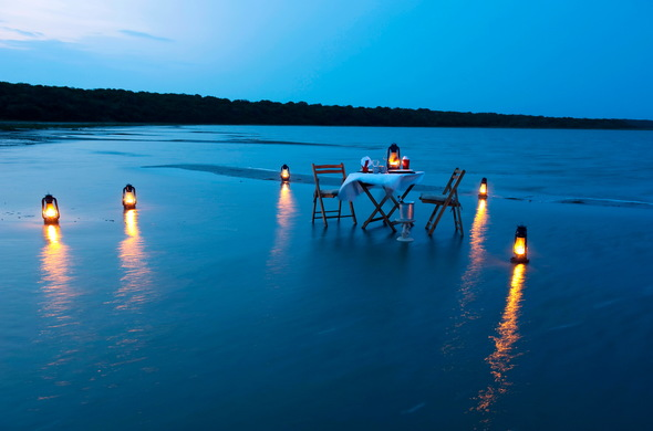 Romantic Luxury Hideouts for Valentines Month
