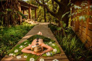 Summerfields Rose Retreat and Spa luxury tented spa retreat Hazyview Mpumalanga
