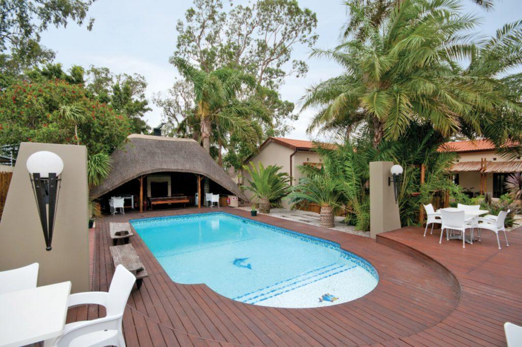 Ibhayi Guest Lodge