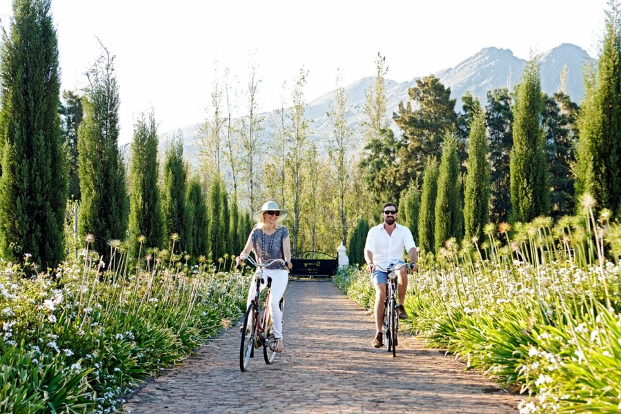 Wine, Weather and Super-Sumptuous Stays for Romance in the Cape Winelands