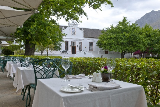 Luxurious Cape Dutch Homestead Hotels in the Western Cape and Winelands