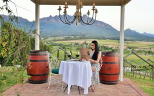 luxury accommodation in on cape wine routes cape winelands