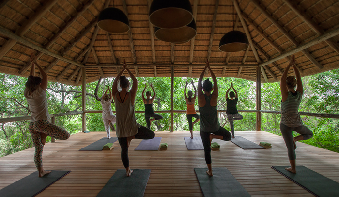 Yoga Retreats and Holidays in South Africa