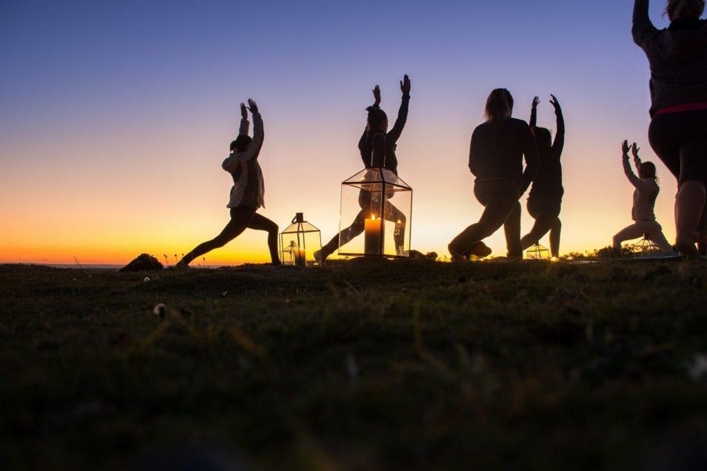 yoga retreats South Africa 2018