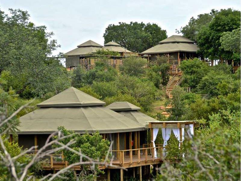 Simbavati Hilltop Lodge