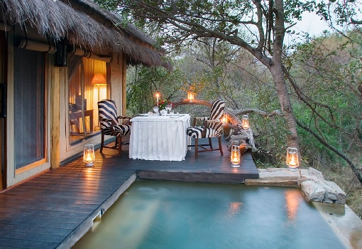 romantic safari destinations for engagements, honeymoons and celebrations