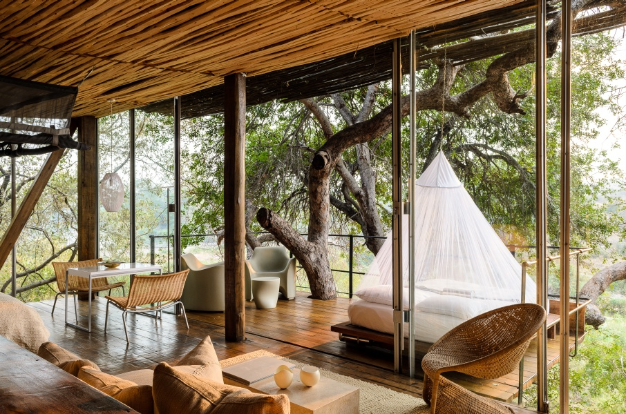 Peak Experiences: Sublime Cliff- and Hilltop Hotels and Lodges in South Africa