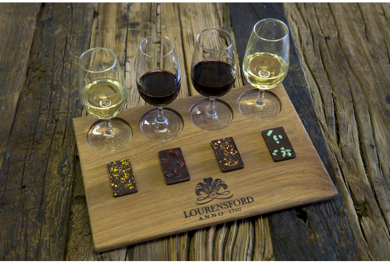 tasting experiences in Helderberg Cape winelands