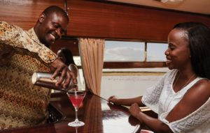 luxury train trips rail journeys South Africa