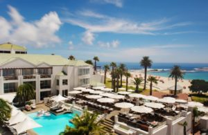 luxury beach holiday accommodation Cape Town