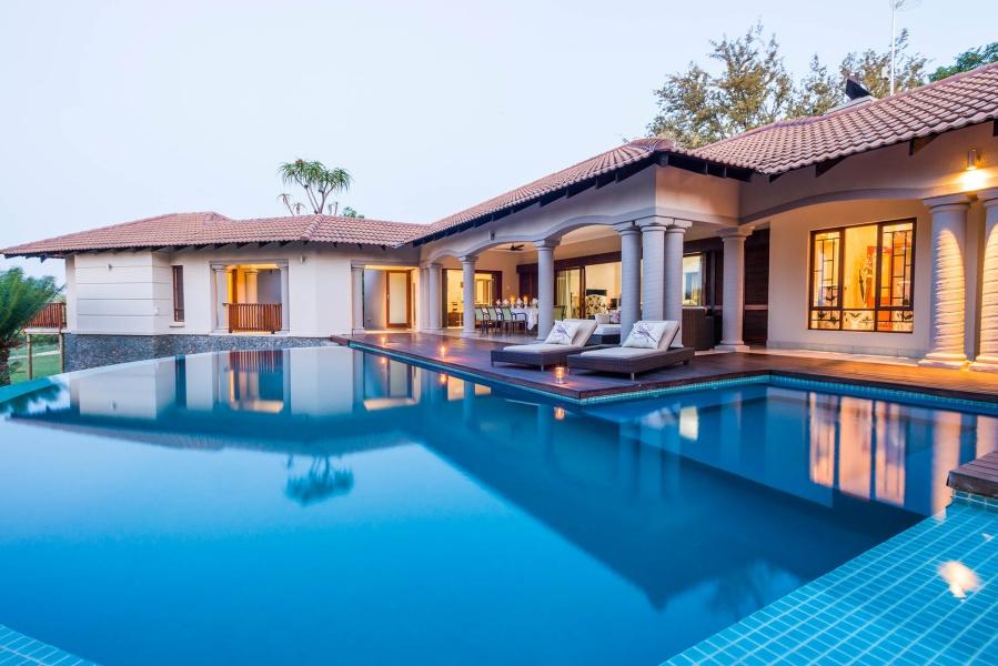 luxury sole use family safari villas south africa