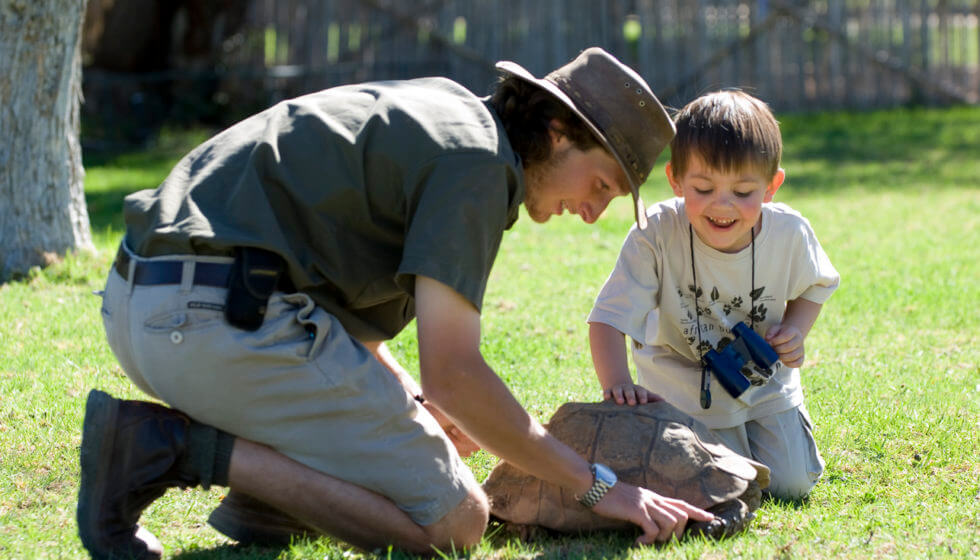 Reasons to visit South Africa family travel