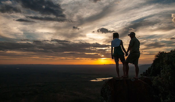 'Love Will Save This Place': Message from Samara Private Game Reserve for Valentine's Month