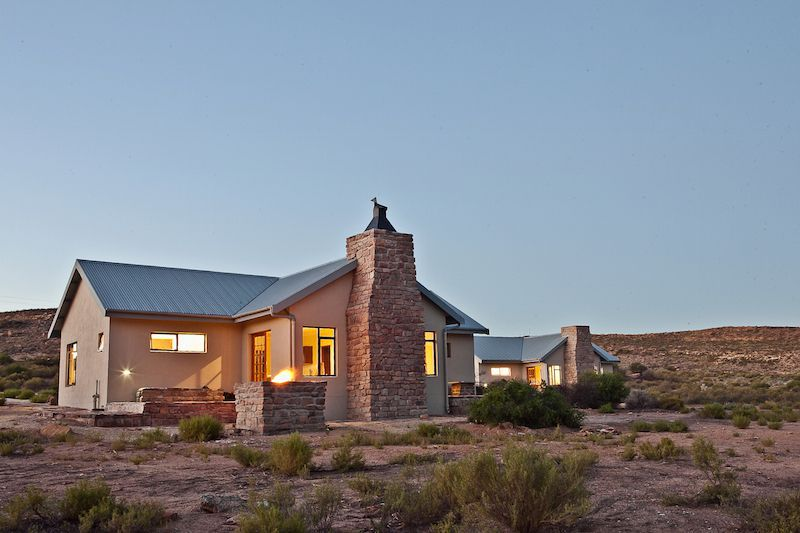 luxury self-catering holiday accommodation South Africa