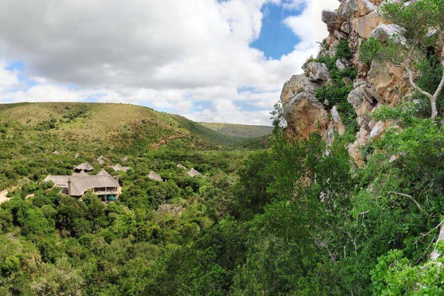 Shamwari Eagles Crag Lodge
