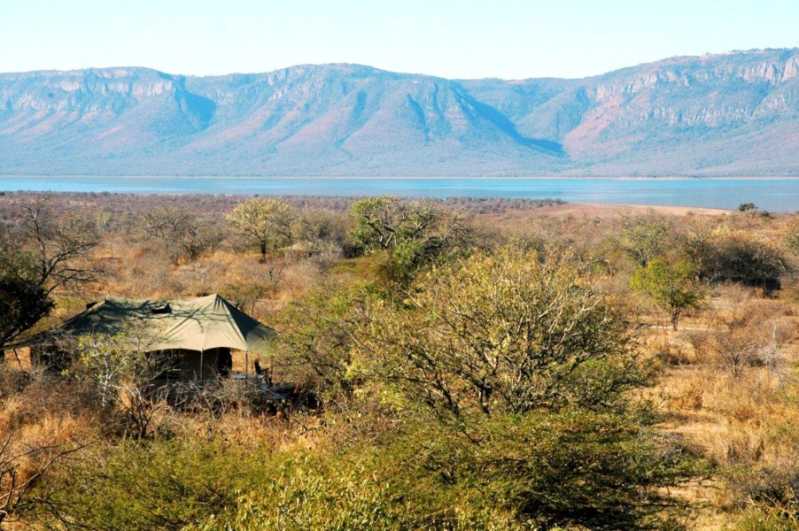 land- and water-based safaris south africa