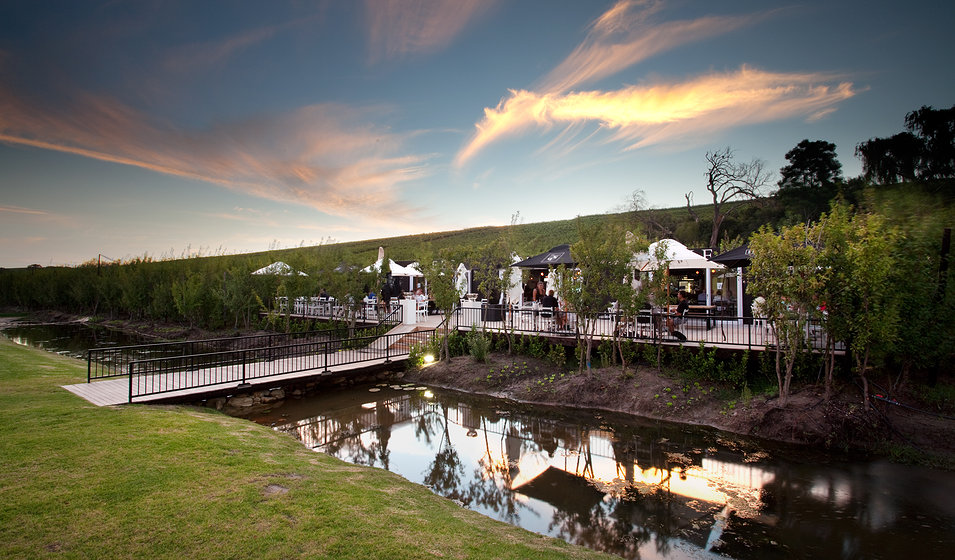 luxury farmstays in the cape