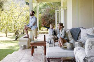 country villa accommodation in the bushveld