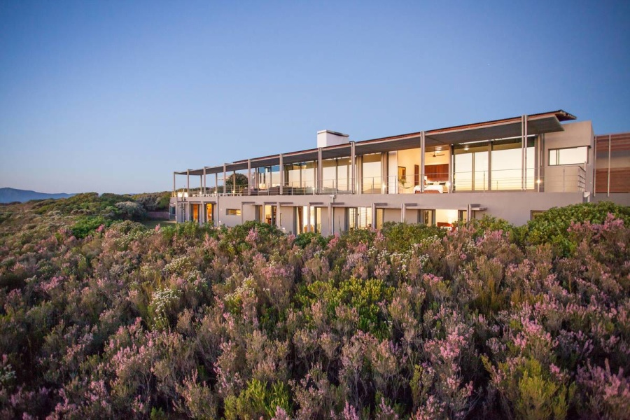 luxury sole use family villa at grootbos near hermanus western cape