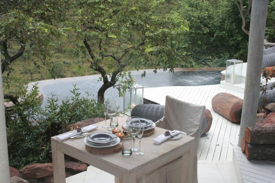 luxury lodges weekend getaways near Johannesburg