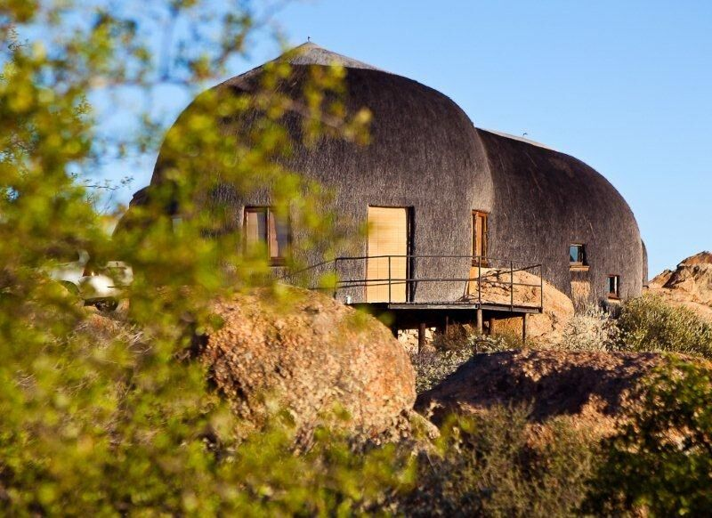 best nature getaways and lodges south africa