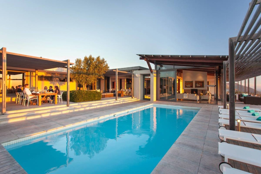5 Opulent Sole-Use Family Getaways in Western Cape