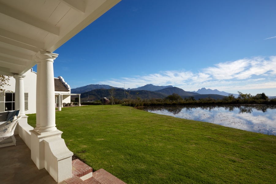 opulent sole use family getaways western cape