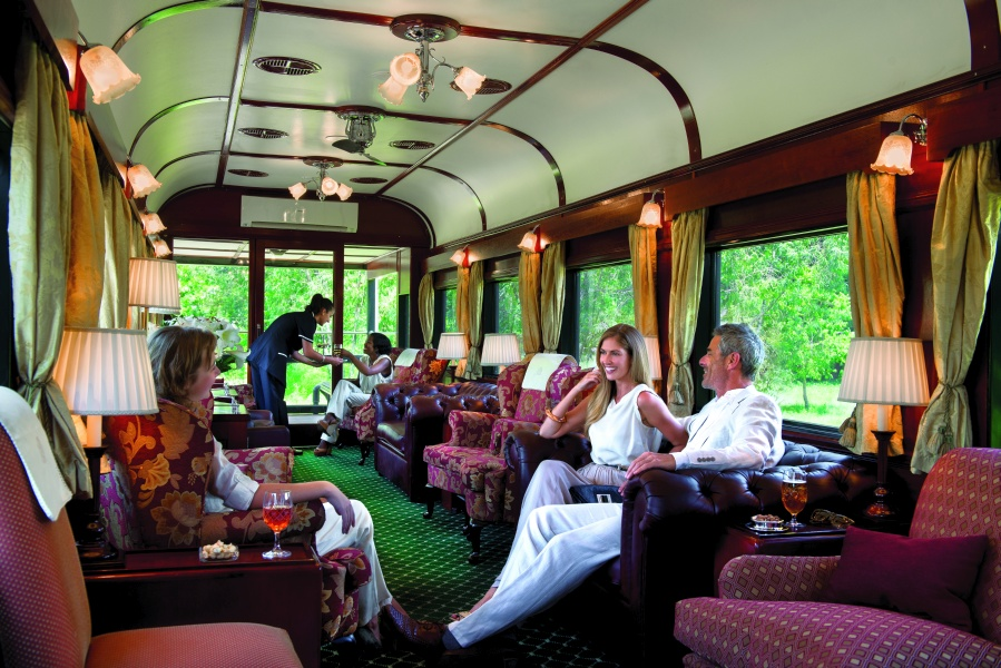 rovos rail luxury train travel southern africa