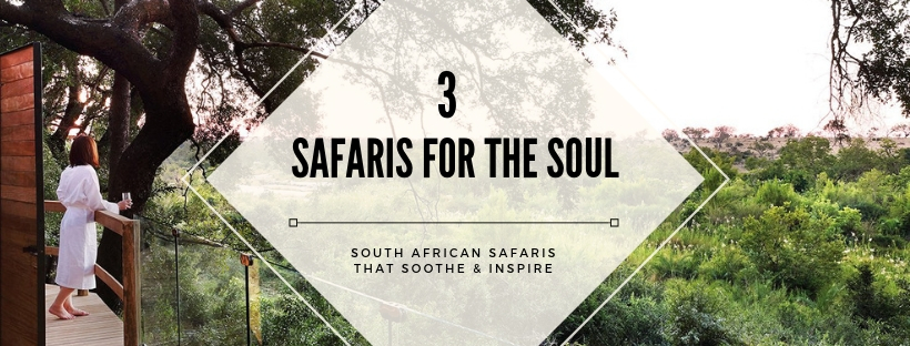 3 Supreme Safaris for the Soul in South Africa