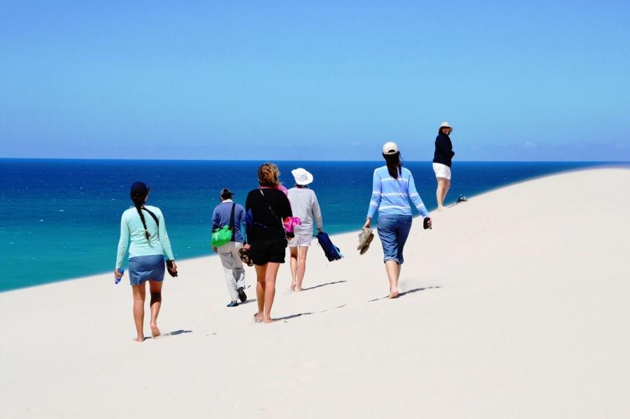 luxury getaways for walkers in western cape