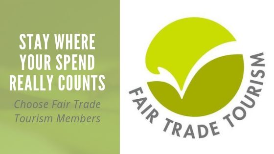 Fair Trade Tourism in South Africa: Stay Where Your Spend Supports Local People and the Environment