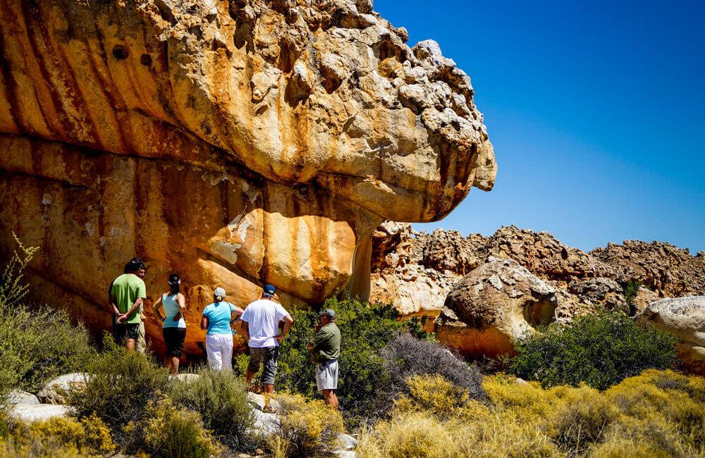 rock art cederberg nature getaways