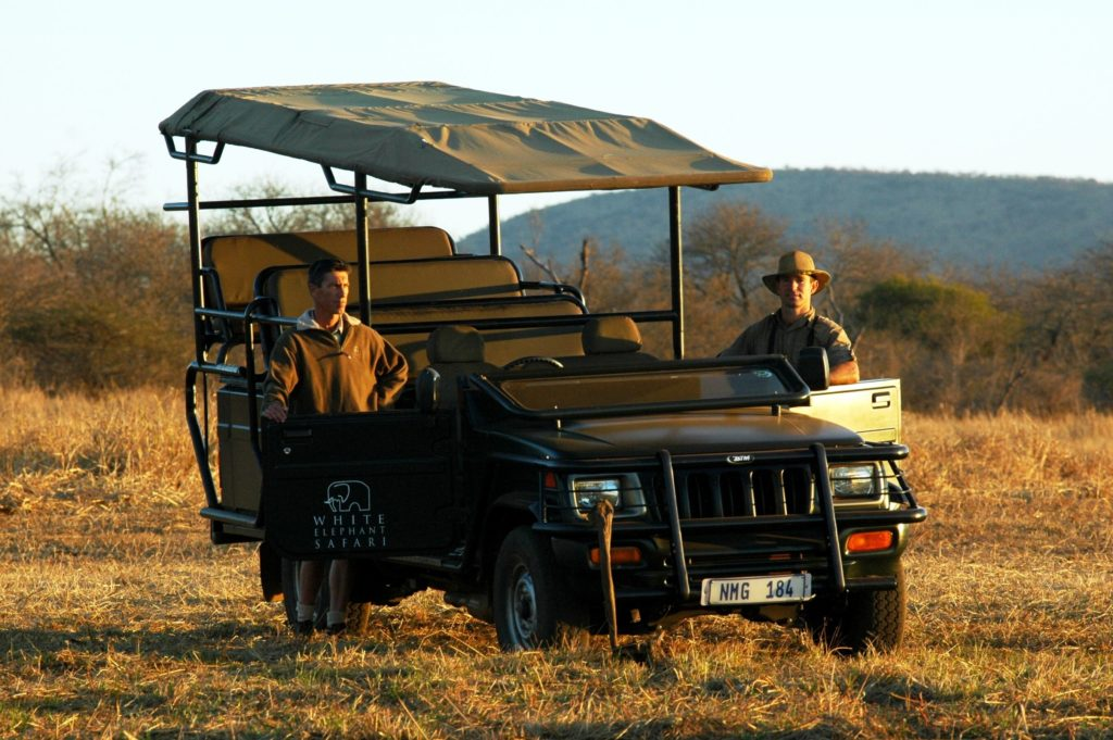 safari activities pongola game reserve kwazulu natal