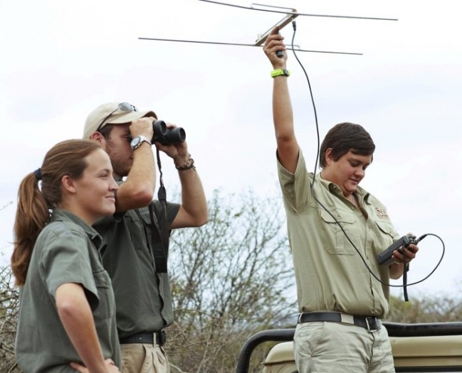 Roll Up Your Sleeves For Conservation Activities on a Thanda Safari in KwaZulu-Natal