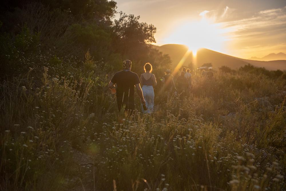Pioneer Walking Trail Launches at Gondwana