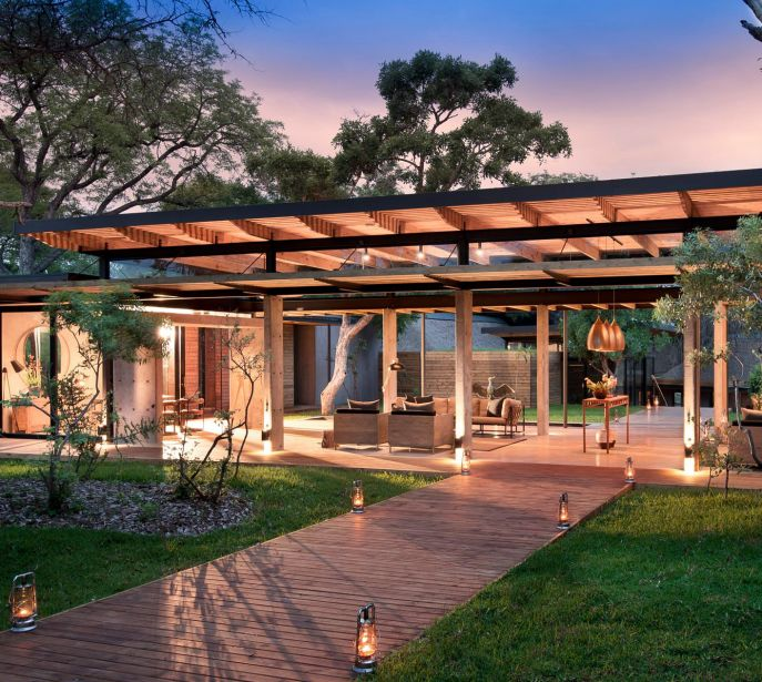 lion sands ivory sand 5 star premium safari lodge south africa
