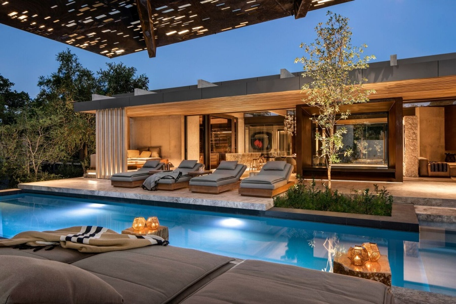 5 star premium graded lodges south africa