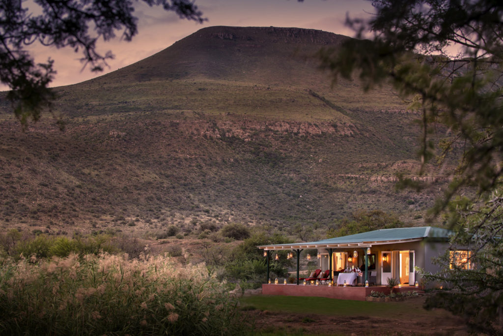 The Call of the Karoo: Magical Places to Stay at and Explore in the Great and Little Karoo