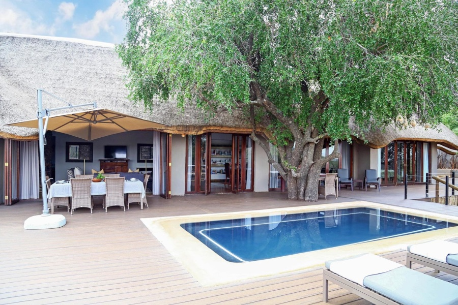 standalone sole use safari lodges ideal for post COVId travel in south africa