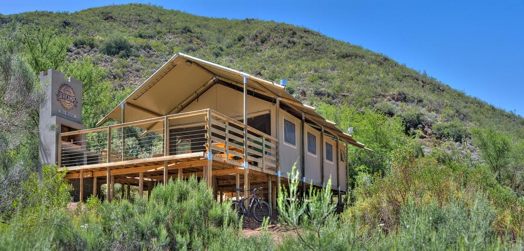 tented safaris and nature camps less than 3 hours from cape town