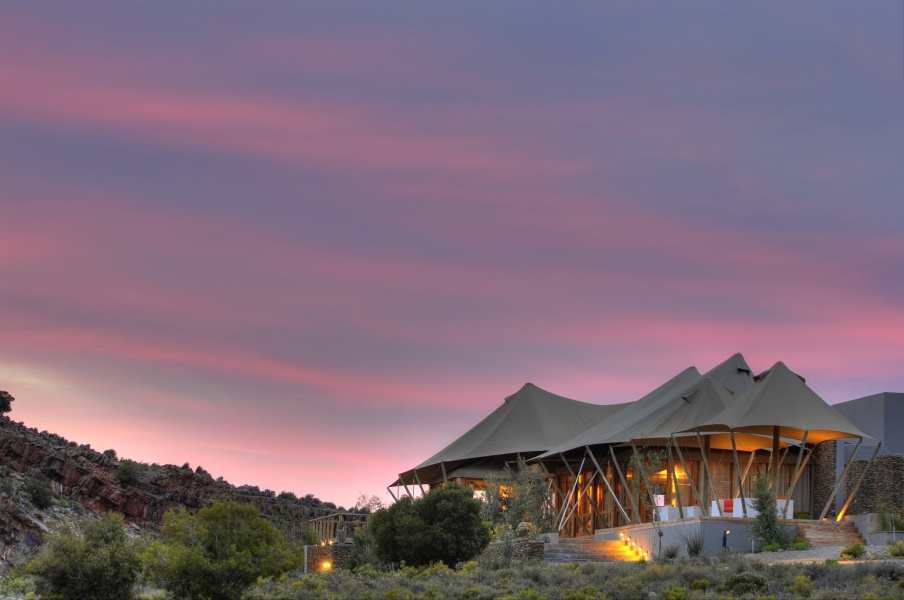 Tented Safaris and Glamping in Nature Under 3 Hours from Cape Town