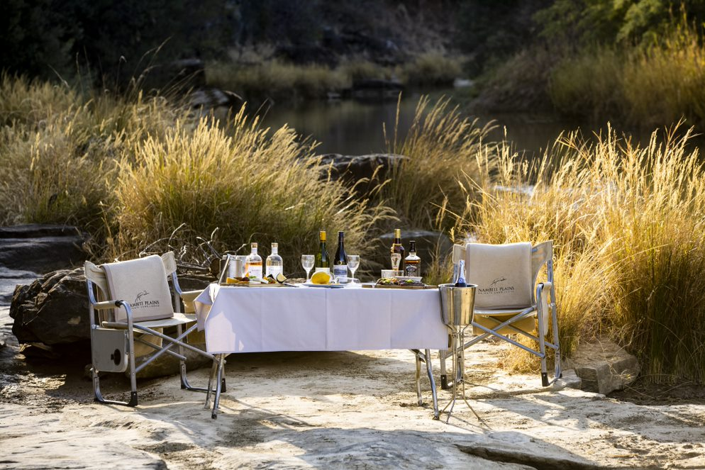 'Slow-Lane Safaris' in KwaZulu-Natal At Nambiti Plains Private Game Lodge