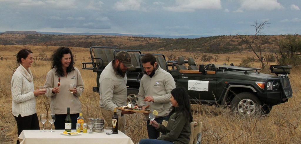 luxury safari nambiti game reserve kwazulunatal