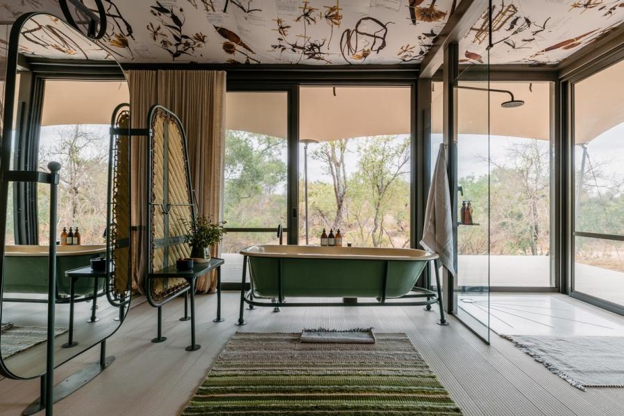 thornybush luxury tented safari