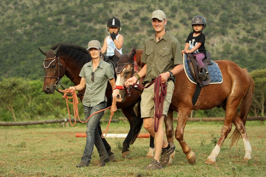 horse riding holidays and safaris kwazulu natal